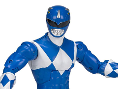 "Mighty Morphin Power Rangers Legacy 6"" Blue Ranger"