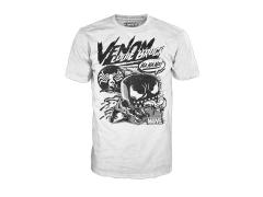 Pop! Tees: Marvel - Venom Comic Collage