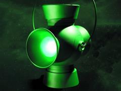 DC Gallery Green Lantern Power Battery Prop Replica