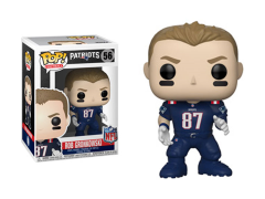 Pop! Football: Patriots - Rob Gronkowski (Color Rush)