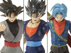 Dragon Ball Super Dragon Stars Wave FF Set of 3 Figures with Broly Components