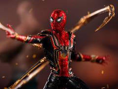 Avengers: Infinity War Battle Diorama Series Iron Spider 1/10 Art Scale Statue
