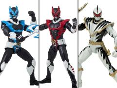 "Power Rangers Legacy 6"" Wave 7 Set of 3 Figures"