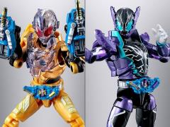 Kamen Rider Build SO-DO Kamen Rider Grease & Kamen Rider Rogue Exclusive Two-Pack
