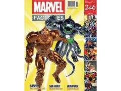 Marvel Fact Files #246