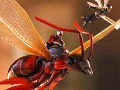 Ant-Man and the Wasp MMSC004 Ant-Man on Flying Ant & The Wasp Miniature Collectible Set