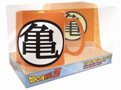 Dragon Ball Z Goku Symbol Mug and Coaster Gift Set