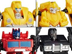 Bumblebee Energon Igniters Speed Series Wave 1 Set of 4 Figures