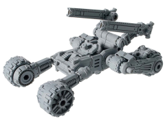 Diaclone Combat Chronicle Powered System Project-3 New Loader