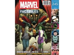 Marvel Fact Files #245