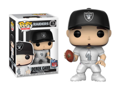 Pop! Football: Raiders - Derek Carr (Color Rush)