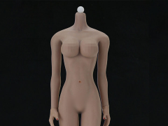 Seamless Action Figure 1/6 Scale Female Body 3.0 (KT004 Big Bust)