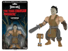 The Texas Chainsaw Massacre Savage World Leatherface
