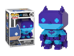 8-Bit Pop! Heroes: Batman (Video Game Deco) SDCC 2018 Exclusive