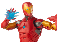 Invincible Iron Man Marvel Legends Iron Man