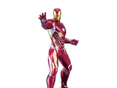 Avengers: Infinity War Limited Premium Iron Man Mark L Figure