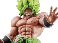 Dragon Ball Super: Broly King Clustar Super Saiyan Broly (Full Power)