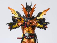 Kamen Rider S.H.Figuarts Kamen Rider Cross-Z Magma Exclusive