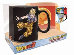 Dragon Ball Z Goku Vs. Buu Magic Mug & Coaster Gift Set