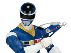 "Power Rangers In Space Legacy 6"" Blue Ranger"