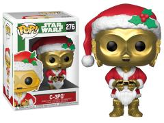 Pop! Star Wars: Holiday - C-3PO