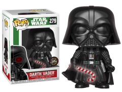 Pop! Star Wars: Holiday - Darth Vader (Chase)