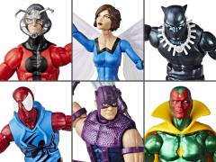 Marvel Legends Retro Collection Wave 2 Set of 6 Figures