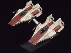 Star Wars Vehicle Model #010 A-Wing Starfighter 1/144 Scale Model Kit