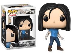 Pop! Movies: Alita: Battle Angel - Alita (Doll Body)