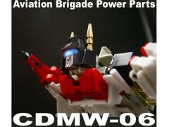 CDMW-06 Aviation Brigade Power Parts Custom Head