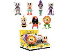 Cuphead Wave 2 Box of 9 Plush Figures