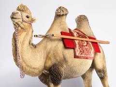 Bactrian Camel (Sand) 1/6 Scale Figure