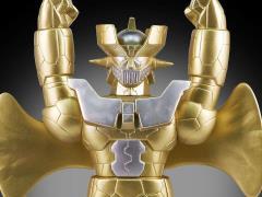 Mazinger Z: Infinity Sofubi Mazinger and Jet Scrander (Gold Ver.) Exclusive