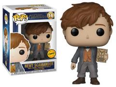 Pop! Movies: Fantastic Beasts: The Crimes of Grindelwald - Newt Scamander (Chase)