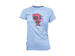 SuperCute Tees: Deadpool Hand Puppet (Juniors)