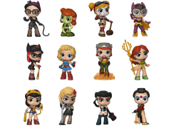DC Comics Bombshells Mystery Minis Box of 12 Figures