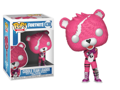 Pop! Games: Fortnite - Cuddle Team Leader