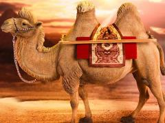 Bactrian Camel (Golden) 1/6 Scale Figure