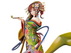 UTAU Kasane Teto (Yoshiwara Lament Ver.) 1/7 Scale Figure