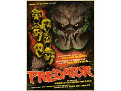 Predator Out For Blood Limited Edition Lithograph