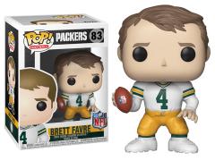 Pop! NFL Legends: Packers - Brett Favre (Away)