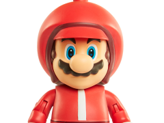 "World of Nintendo 4"" Propeller Mario Figure"