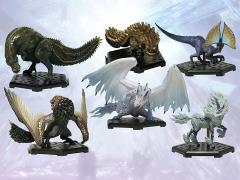 Monster Hunter Capcom Figure Builder Standard Model Plus Vol.12 Box of 6 Figures