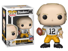 Pop! NFL Legends: Steelers - Terry Bradshaw (Away)