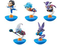 Dragon Ball Super YuraColle Box of 5 Figures