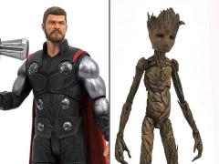 Avengers: Infinity War Select Thor
