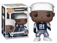 Pop! NFL Legends: Cowboys - Deion Sanders (Throwback)