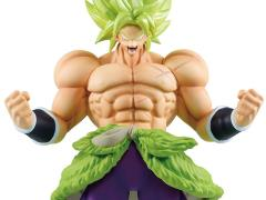 Banpresto Dragon Ball Super King Clustar Super Saiyan Broly Full Power Figure