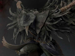 Bloodborne: The Old Hunters Ultimate Premium Masterline Eileen the Crow Statue