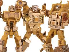 Transformers Golden Lagoon Beachcomber, Perceptor, Seaspray Exclusive Set